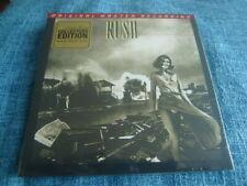 MFSL Rush - Permanent Waves Ultradisc II Gold CD #6388 Factory SEALED