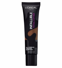 LOreal Infallible Total Cover Full Coverage Foundation 33 CAPPUCCINO