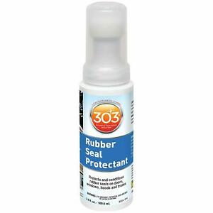 303 Rubber Seal Protectant - 100Ml - Restores & Protects Rubber On Cars