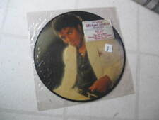 "MICHAEL JACKSON 1983 ""THRILLER"" NEW/MINT ORGNL US PICTURE DISC LP w/HYPE STICKER"