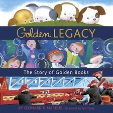 Golden Legacy: How Golden Books Won Children's Hearts, Changed Publishing