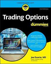 [P.D.F] Trading Options For Dummies by Joe Duarte