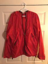 Volcom Men's Red Windbreaker Packable