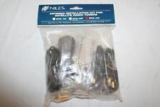 Niles SRK-4W Antenna Installation Kit for 4 Satellite Radio Tuners FG01262