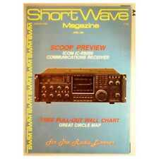 Short Wave Magazine April 1989 MBox542 ICOM IC-R9000