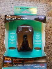 Whistler High Performance Radar Laser Detector(Z-11R)