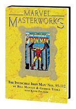 MARVEL MASTERWORKS INVINCIBLE IRON MAN VOL #12 HARDCOVER Comic DM VARIANT 275 HC