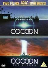 Cocoon 1 2 The Return DVD Region 2