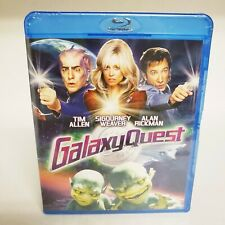 Galaxy Quest (Blu-ray Disc, 2009) New