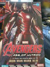 Iron Man Mark XLIII 1/6 Scale ARTFX KOTOBUKIYA Avengers Age of Ultron