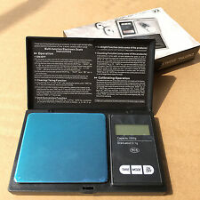 New Digital Scale 100g x 0.01g Jewelry Gold Silver Coin Gram Pocket Size Portabl