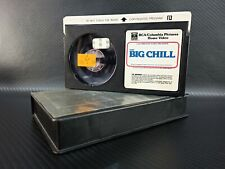 The Big Chill (Beta Max, RCA/Columbia Pictures Home Video)