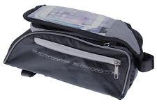 Fahrradtasche Rahmentasche Kartenhalter Handy Smartphone Tasche wassergeschützt