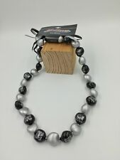 """Happy New Year"" Go Nuts Kukui Nut Lei 18'' 30-Nut Necklace"
