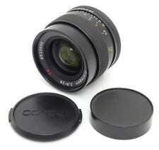 Contax Carl Zeiss Distagon 28mm F2.8 T* AEJ Lens. Filter For Contax C/Y