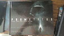Prometheus The Art Of The Film Movie Photo Book 2012 Ridley Scott Alien