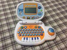 VTech Lil' SmartTop Kids Learning Laptop GUC