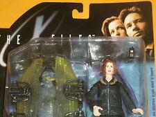 McFarlane Toys: la Película Figura de acción de X-Files Dana Scully agente del FBI (variante) un
