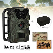 Hunting Camera Trail Scouting Wildlife IR Cut Infrared+Bag CT007 Hunt 940nm