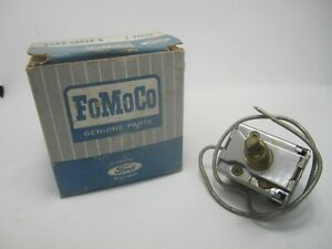 64 Ford Galaxie Custom 500 Air-Conditioning Thermostat Control NOS C4AZ-19618-A