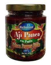 Belmont Aji Panca Red Pepper Paste 8 oz - 6 pack