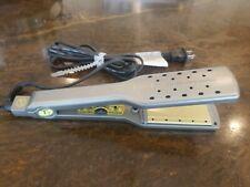 """T3 - 1 3/4"""" Ceramic Tourmaline Ionic Wet Dry Hair Straightening Flat Iron #83922"""