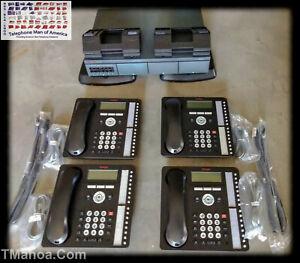 Avaya IP Office 500V2 7.0(36) 4X8 + 4 1416 Phones Standard Mode Phone System