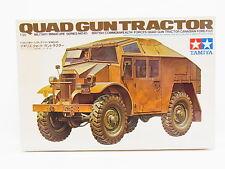 LOT 17495 | Tamiya MM145 Quad Gun Tractor 1:35 ungebaut in OVP m. Lagersp.