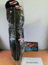 "Seneca Force 5 Street Hockey Knee - Shin Guards - Youth VGC - 48cm / 19"" in Size"