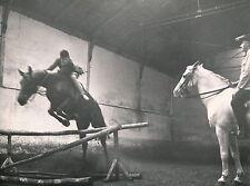 PARIS c. 1945 - Equitation Manège du Panthéon - Div 7090