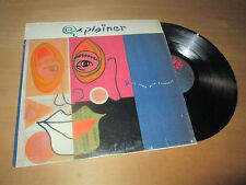 EXPLAINER kill them with kindness WEST INDIE CARIBBEAN - CHARLIE US Lp 1989