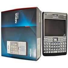 New Nokia E61i-1 60MB Silver/Mocca Factory Unlocked Collectors Item 3G SIM-Free