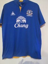 Everton 2011-2012 Home Football Shirt XL /43404