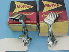 1960 DeSoto Chrysler Inside Door Handle SET NOS MoPar