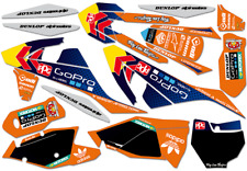 KTM SX SXF EXC 125 250 300 350 450 -2018 sticker decals dekor grafiche graphique