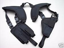 XXL Rig / Vertical Right Hand SHOULDER HOLSTER fits GLOCK 17 19 20 21 22 23 .USA