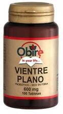 VIENTRE PLANO de Obire. 600mg. Reduce el apetito, adelgazante