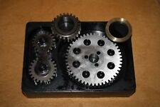 Dual Idler Timing Gear Drive Ford 351 Cleveland & 351 Marine Noisy