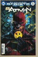 Batman #21-2017 nm+ 9.6 Lenticular 3D Variant cover Tom King The Button Flash