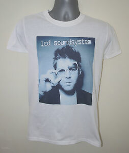 Lcd Soundsystem t-shirt daft punk ladytron health the prodigy knife arcade fire