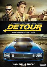 DETOUR (Tye Sheridan) - DVD - Region 1