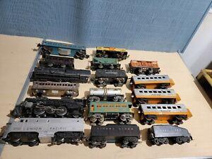 Lionel Vintage Train Collection