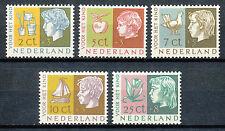 Nederland  612 - 616 postfris