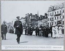 Vintage 11x14 Photograph Woman Suffrage Parade To The Capitol on April 7, 1913