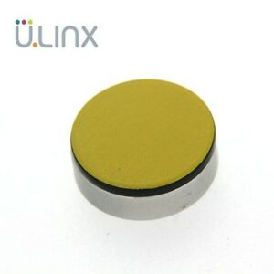 Fashion Charm Magnetic Clix - Pf Yellow Round