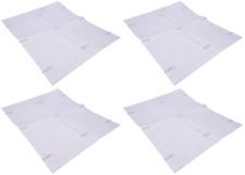 4 X CAPPA UNIVERSALE Grasso filtro del tipo di carta si adatta SMEG INDESIT ZANUSSI