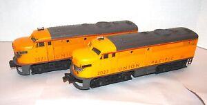 Lionel Postwar 2023 Union Pacific Alco AA Diesel Locomotives! PA