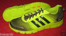 ADIDAS CLIMACOOL AERATE 3 G98525 RUNNING SHOES SZ 12 NWOB NWT EARTH GREEN  NWT