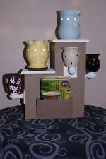 Custom 2 Level Warmer Party Display for use with Scentsy Warmers