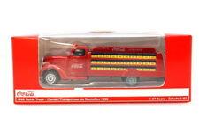 Coca-Cola Ford Diecast Trucks